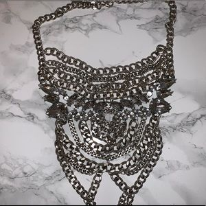 BAUBLEBAR STATEMENT NECKLACE WORN ONCE